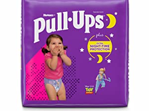 Pull-Ups Night*Time Potty Training Pants for Girls