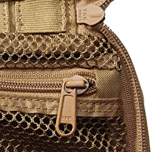 YKK zipper hardware