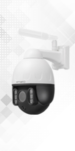 Pro PTZ Camera Dome