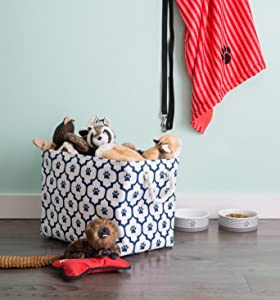 home storage,toy bin,pet toy basket,toy bucket,dog toys,cat toys,pet storage containers,pet toy box