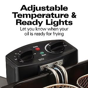 Adjustable Temp