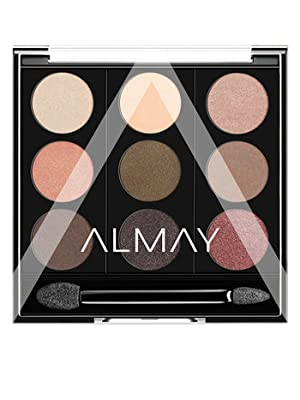 Almay eyeshadow palette pops eye makeup