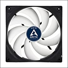 Arctic F14 TC case fan