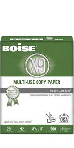 Boise X-9 Multiuse Copy