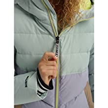 burton womens jacket ski snow jacket winter