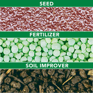 Seed, Fertilizer and Soil Improver