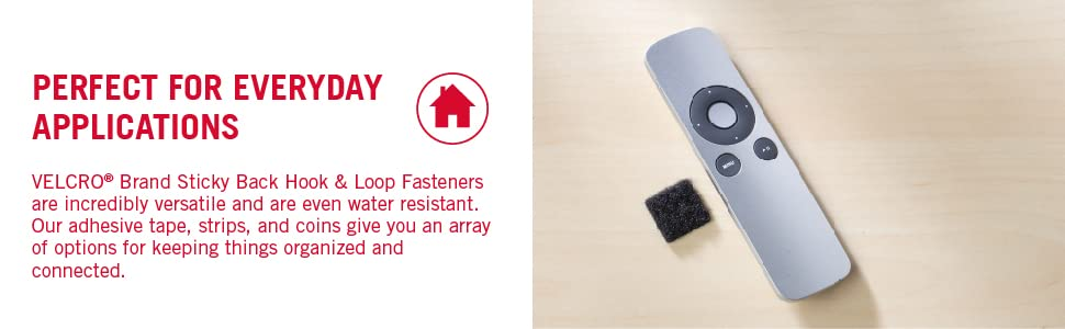 Velcro Stick Back Hook and Loop Fasteners