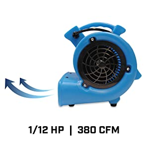 air mover,high velocity fan,carpet dryer,cage blowers, commercial industrial floor