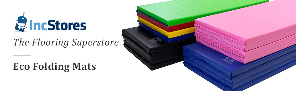 eco folding mats