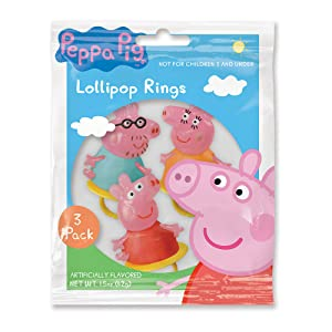 favors kids toddlers child children play grahams lollipop rings set kit bags medal kids party pack