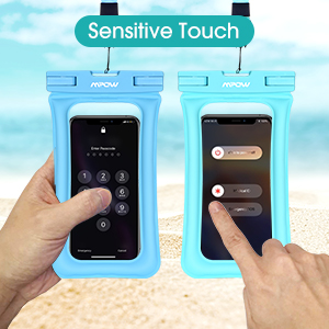 Waterproof Phone Pouch Floating