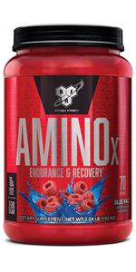 AMINOx - ENDURANCE AND RECOVERY