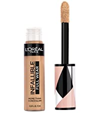 infallible full coverage concealer