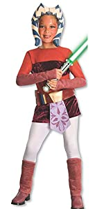 Deluxe Ahsoka Children's Costume