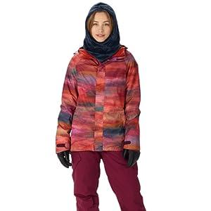 winter women snow snowboarding