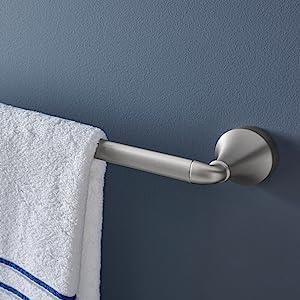moen towel bar