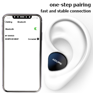one-step pairing, automatically connection