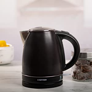 automatic teapot BPA free separate base tea maker machine tea pots hot water heater cordless