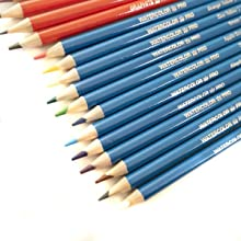 Watercolor Pencils