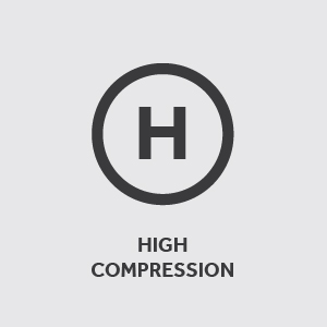 SKINS; Compression; Running; High