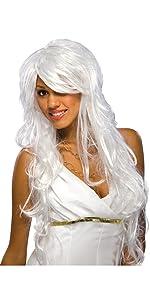 angel wig