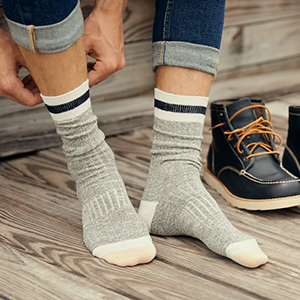 best casual socks, best socks for men, fun crew socks, most comfortable socks