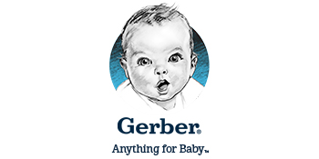 Gerber promises to give your baby the most delicious and nutritious foods.