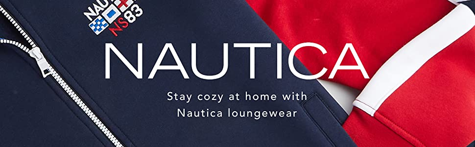 stay cozy at home loungewear sleepwear men nautical comfortable casual
