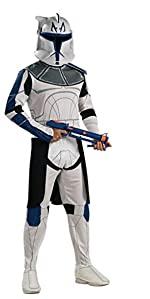 Adult Clone Trooper Captain Rex Costume