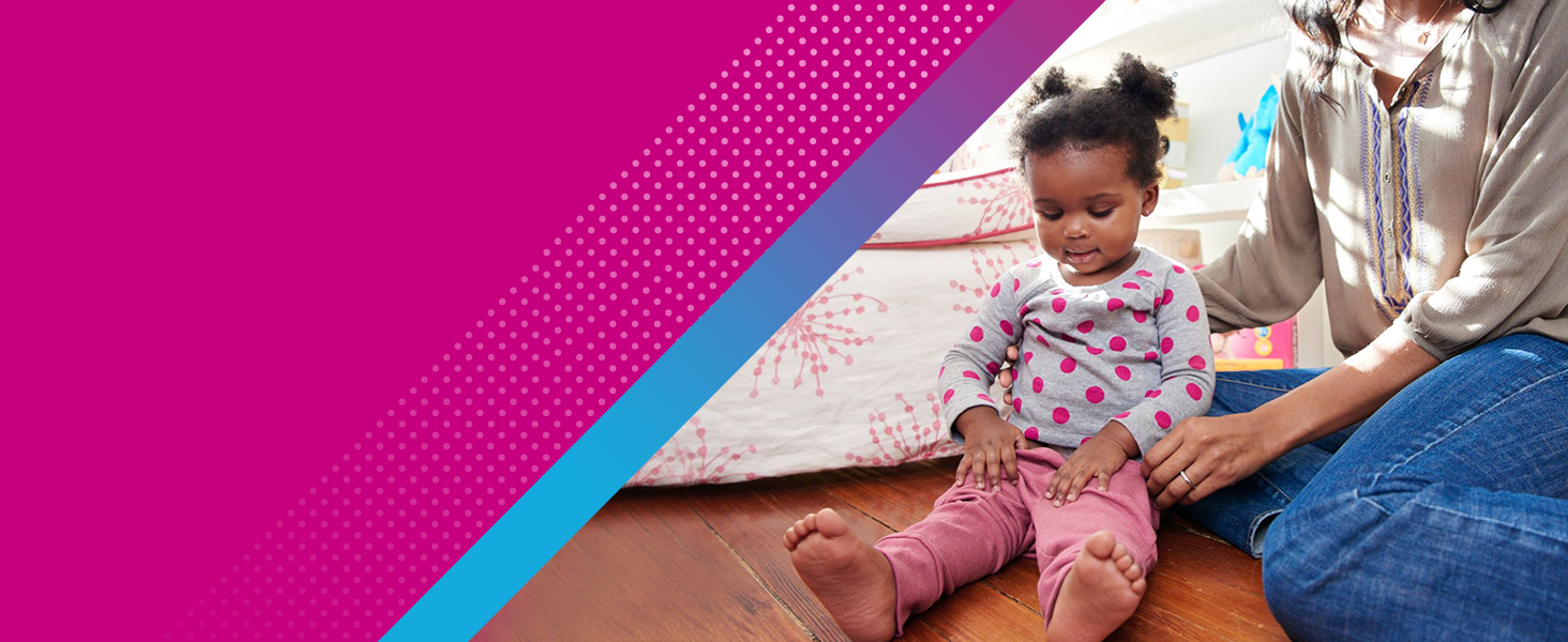 Signs that your child is ready for potty training include wanting to do more on their own.