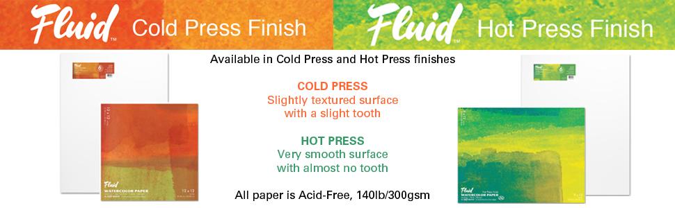 cold press vs hot press