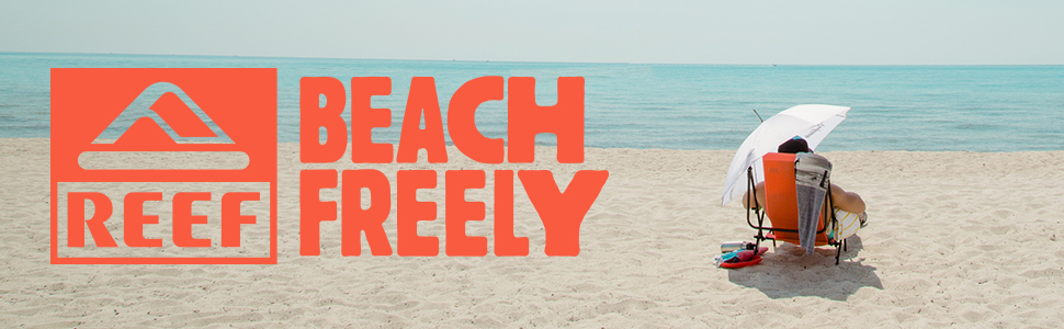REEF Beach Freely Drafstmen