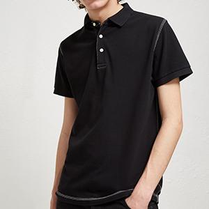 Triple Stitch Polo Shirt