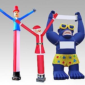 LookOurWay Character & Giant Inflatables
