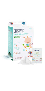 Baby Tooth and Gum Wipes