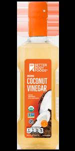 Organic Coconut Vinegar BetterBody Foods