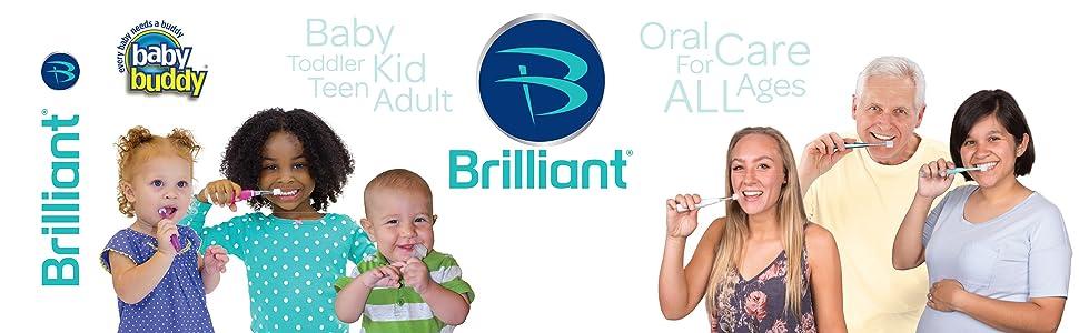 brilliant oral care banner