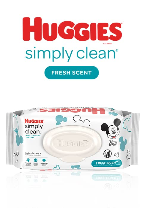 Simply Clean Wipes