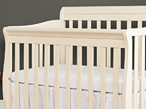 Non-toxic finishes crib mini crib for non toxic finish
