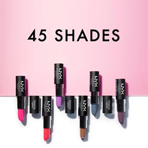 Matte Lipstick, nyx professional makeup, nyx, matte, lipstick
