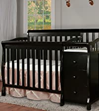 Jayden 4in1 mini crib crib for baby
