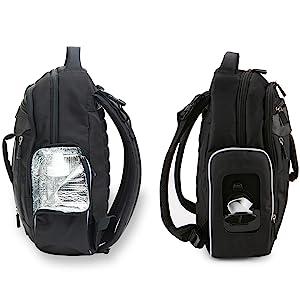 Organizational Sport Diaper Bag