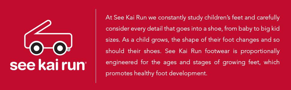 See Kai Run, children's shoes, first walker shoes, boys, girls