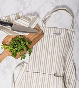 Chef Apron, Kitchen Apron, Men apron, women apron, BBQ apron, cooking apron, apron with pockets