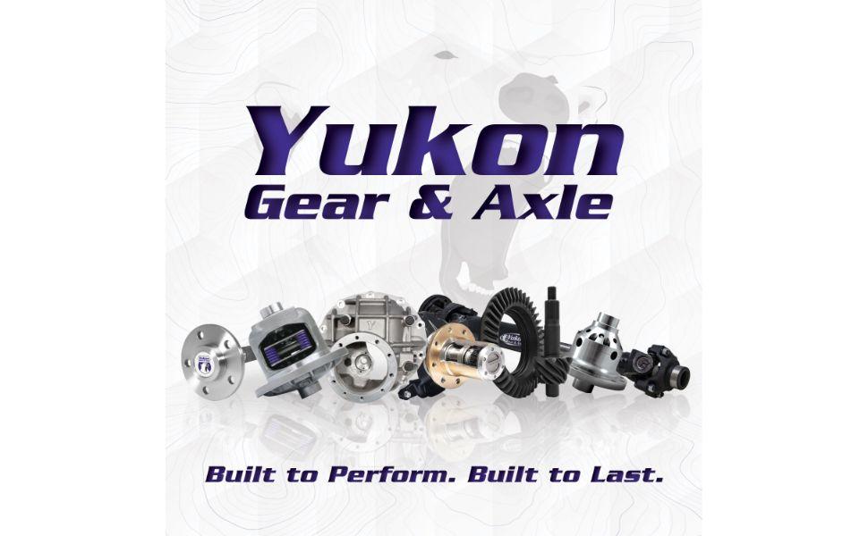 Yukon Gear & Axle: For All Your Drivetrain Needs