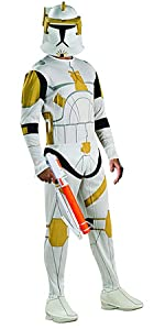 Adult Commander Cody Costume