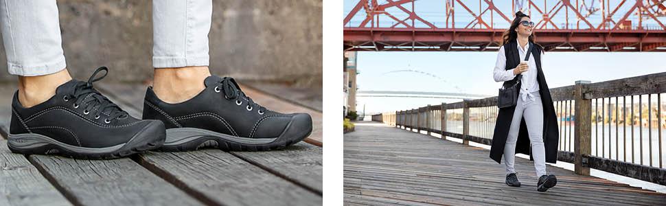 keen womens presidio 2 ii casual lifestyle sneaker shoe