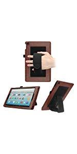 Fire HD 10 case kids edition sleeve bag flip folding magnetic Kickstand Shockproof slim shell light