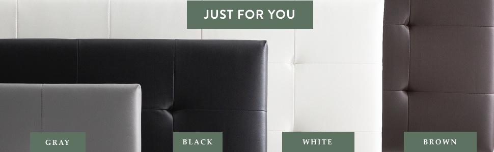 gray headboard black headboard white headboard brown head board leather headboard faux leather bed