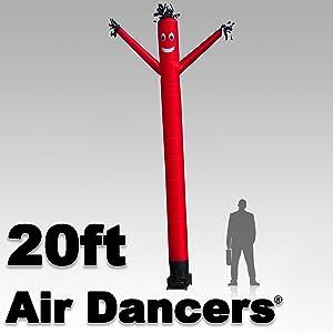 20ft Air Dancers Inflatable Tube Men LookOurWay